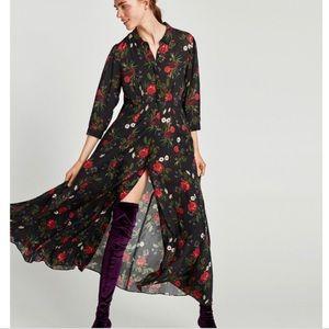 Zara dress/ premium denim collection